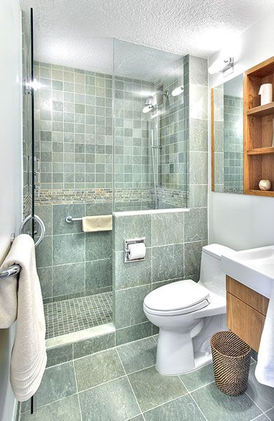 Attractive Small Bathroom Design