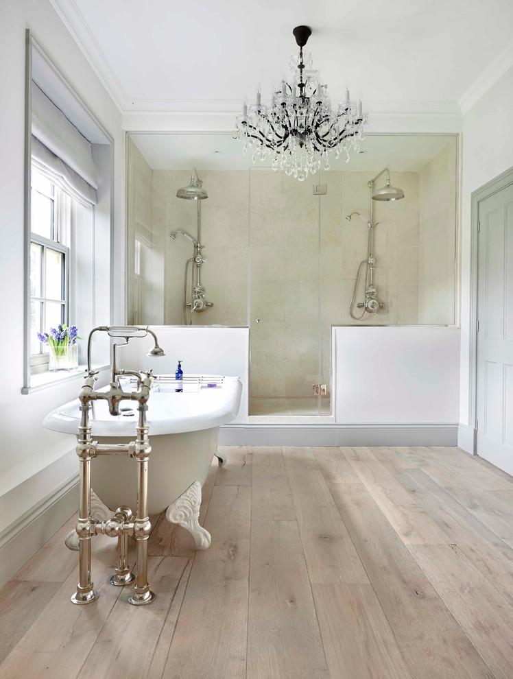 Beautiful Farmhouse Bathroom Design