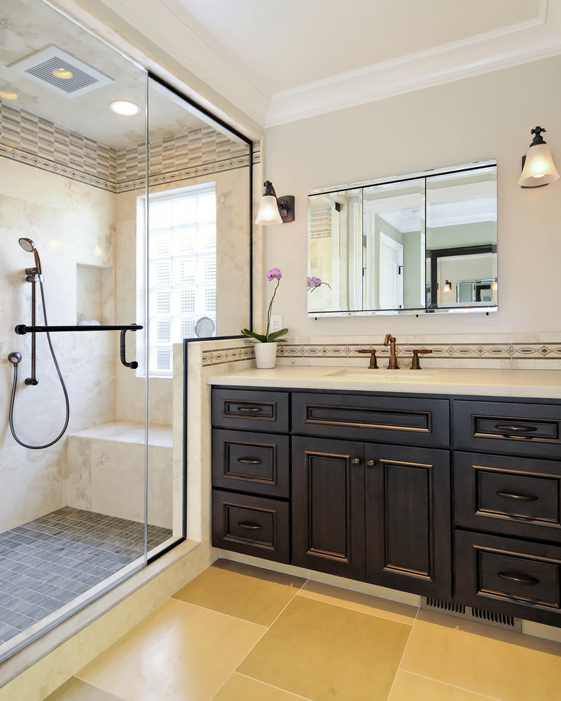 Craftsman Bathroom Design