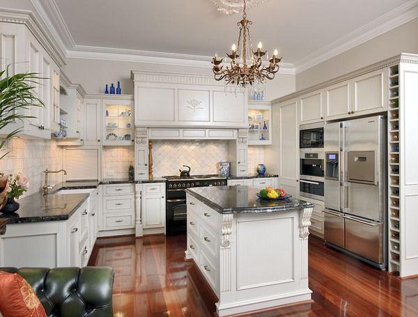 French Country Kitchen Design Dwellingdecor