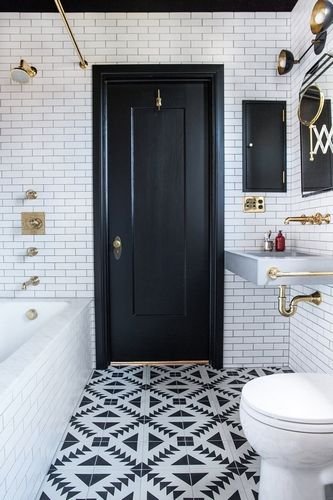 Industrial Style Small Bathroom Designs