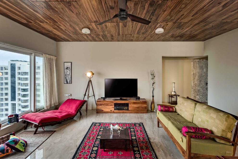 Living Room Dwellingdecor
