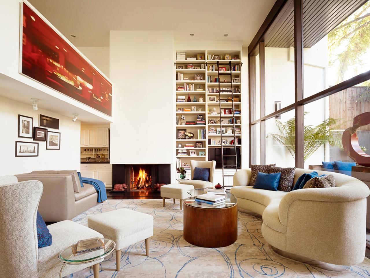 Large Long Living Room Dwellingdecor