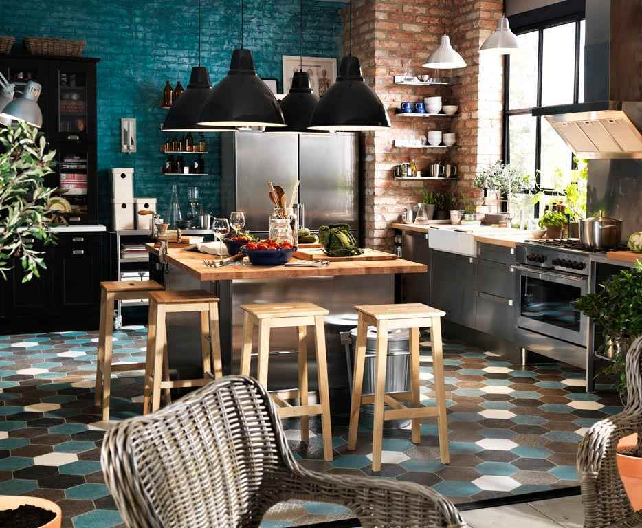 Amazing Eclectic Kitchen Design Dwellingdecor