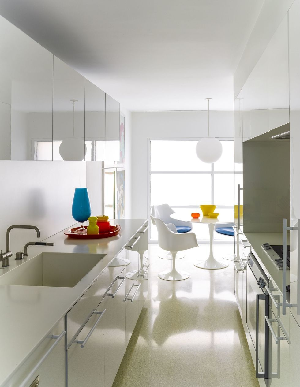 Minimalist Apartment Small Kitchen Dwellingdecor