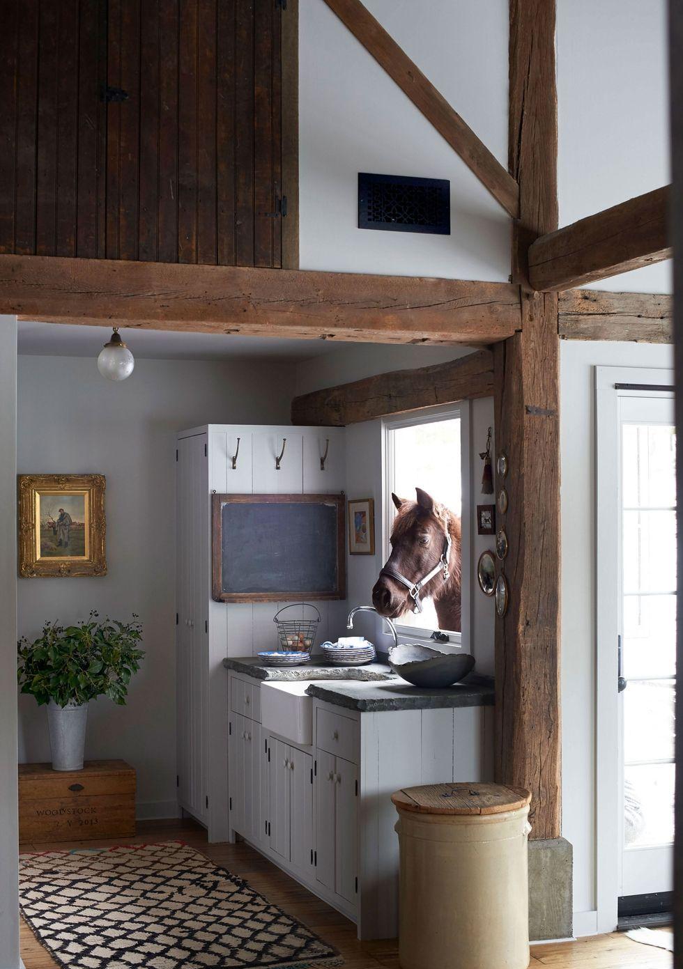 Rustic Small Kitchen Design Dwellingdecor