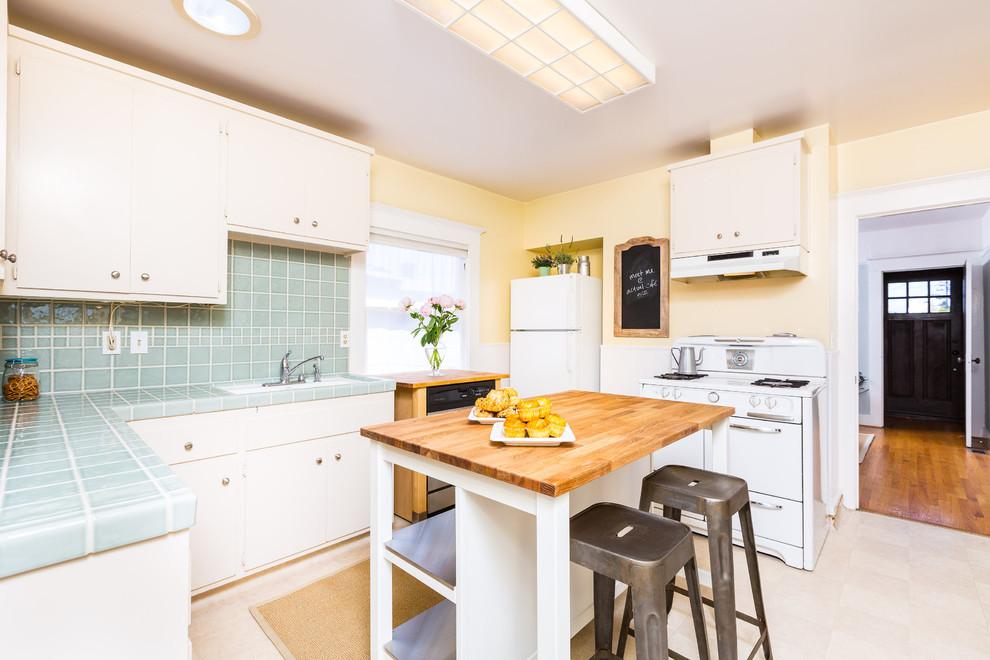 Small Craftsman Kitchen Dwellingdecor