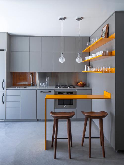 Small Eat In Kitchen Desgin Dwellingdecor
