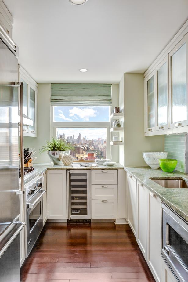 Small Galley Kitchen Design Dwellingdecor