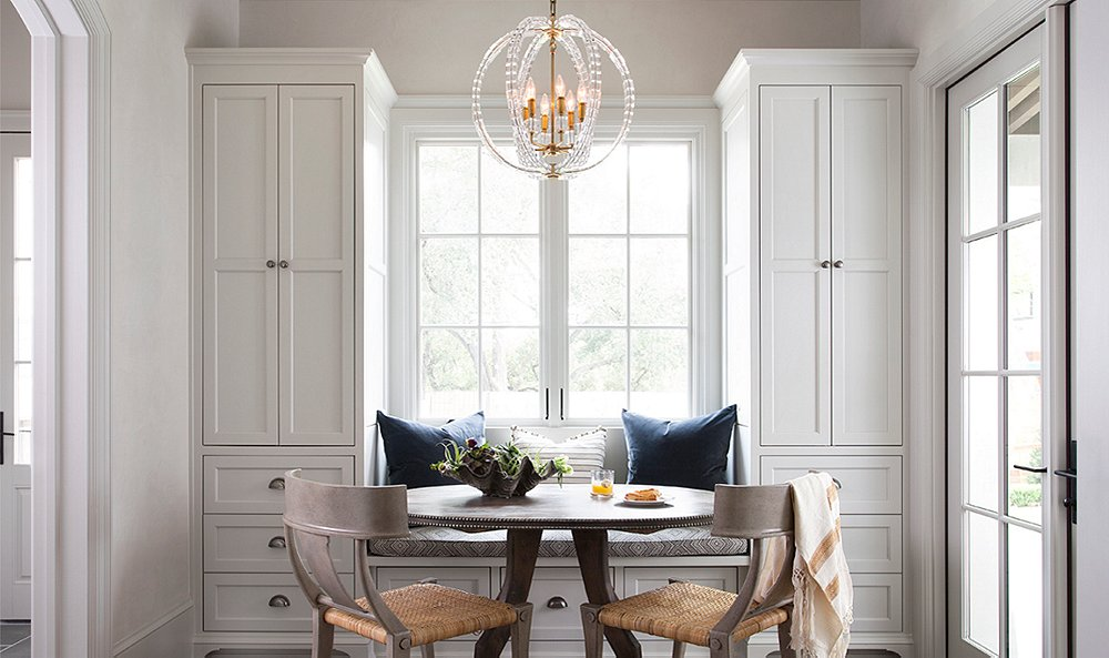 Breakfast Nook Ideas For Your Kitchen dwellingdecor (9)