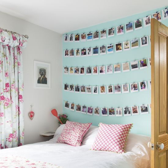 Teen Bedroom Decor Phtos