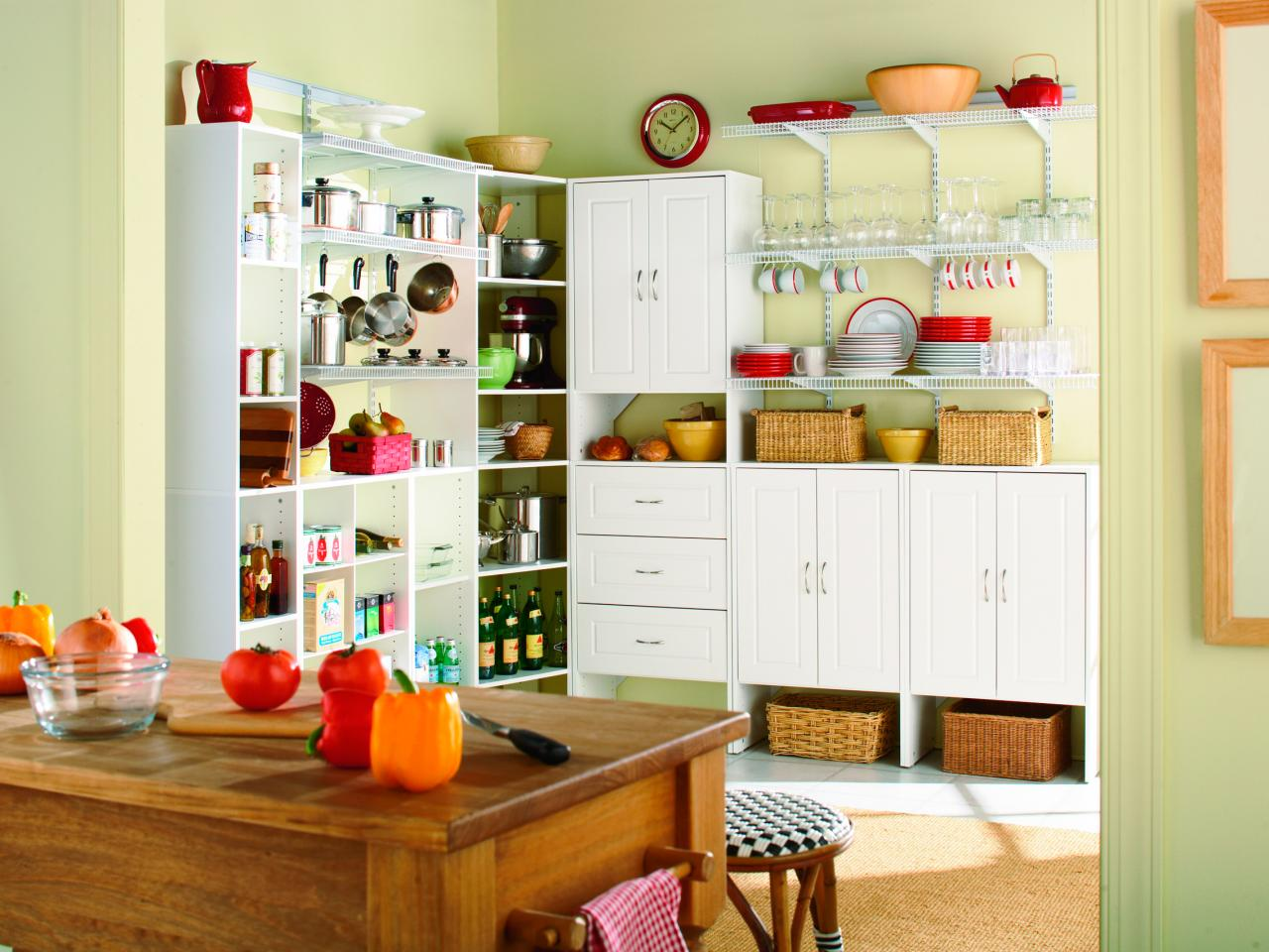 Kitchen Pantry Design (1)