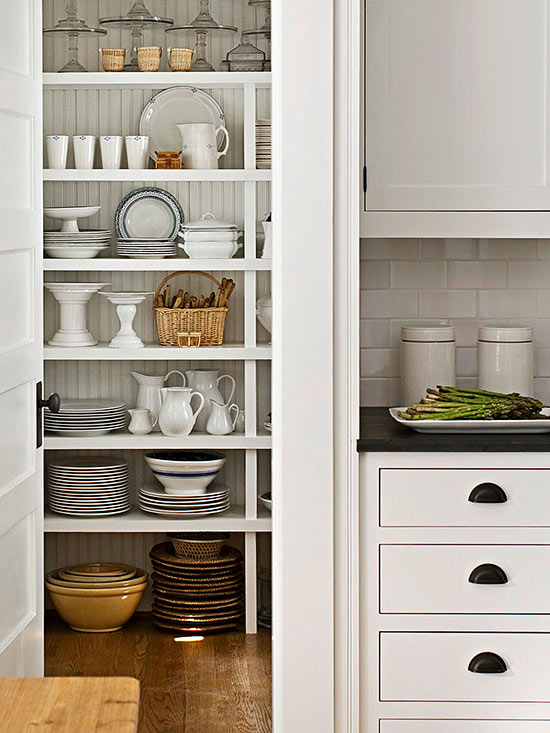 Kitchen Pantry Design (14)
