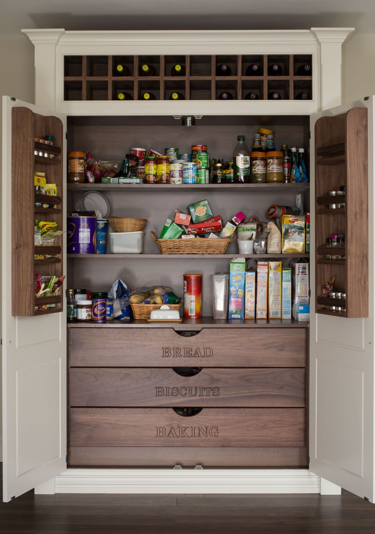 Kitchen Pantry Design (20)
