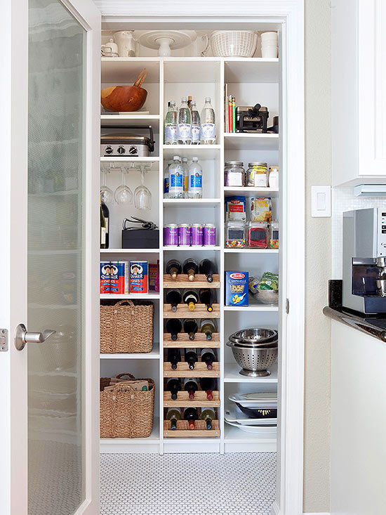 Kitchen Pantry Design (6)