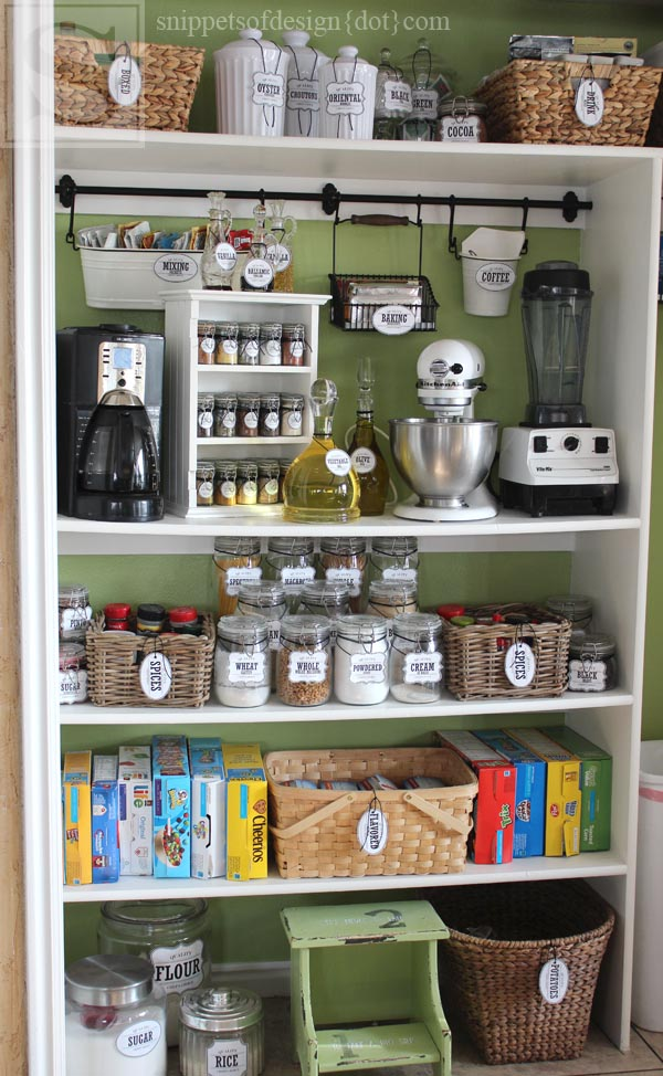 Kitchen Pantry Design (7)