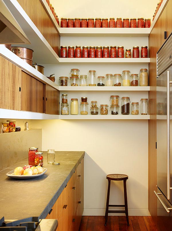 Kitchen Pantry Design (8)