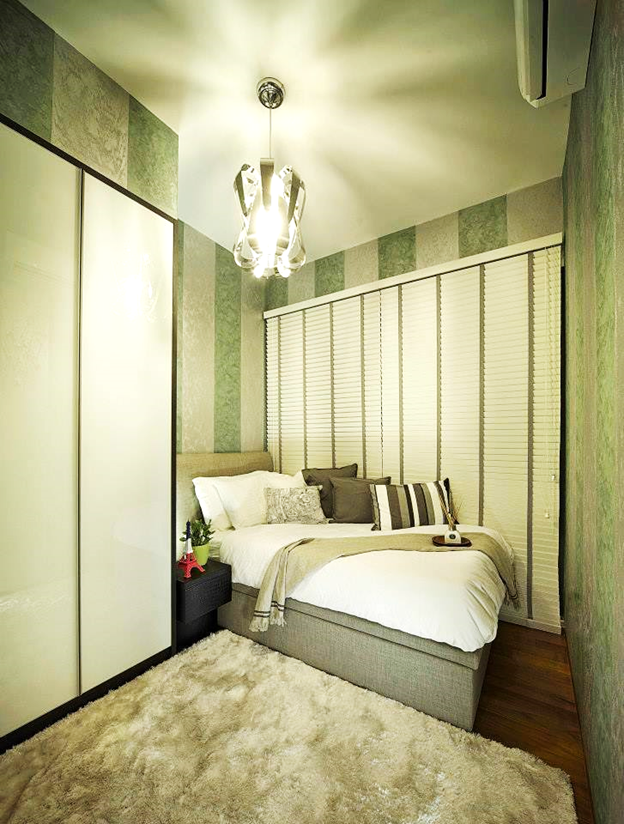 Modern Teen's Bedroom Design dwellingdecor