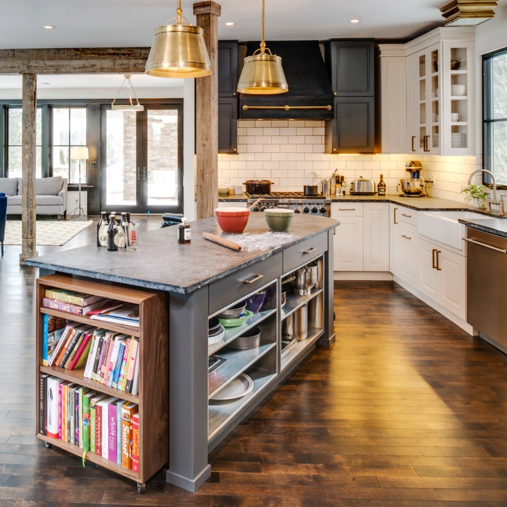 30 best kitchen island ideas to get inspired - Kitchen island ideas ...
