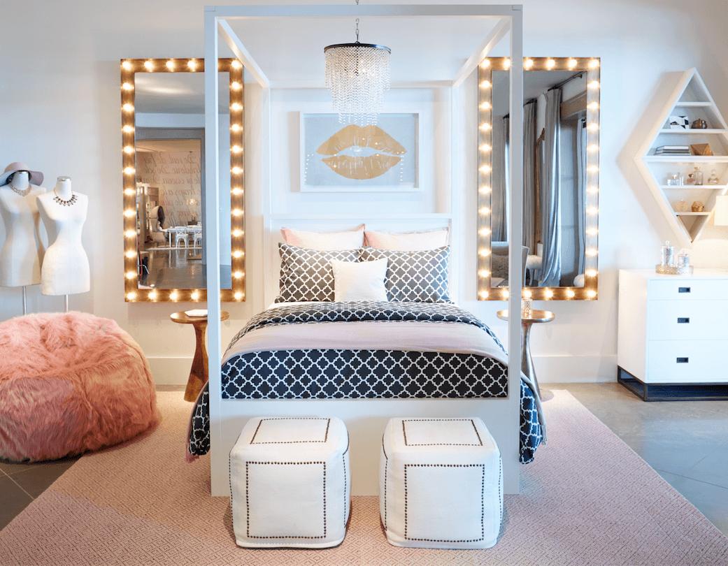 Trendy Teen Bedroom Ideas Dwellingdecor