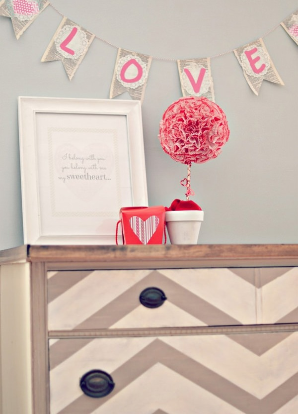 Unique Valentines Day Decorations Ideas (34)