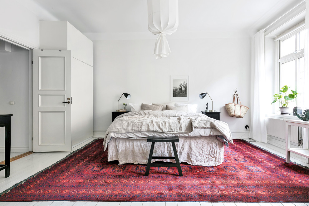 Scandinavian Bedroom design Dwellingdecor