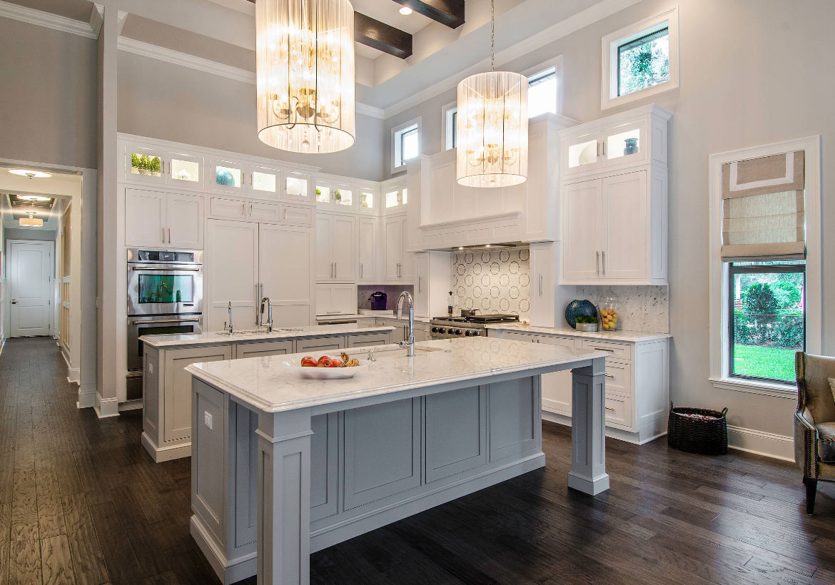 Spectacular Custom Kitchen Island