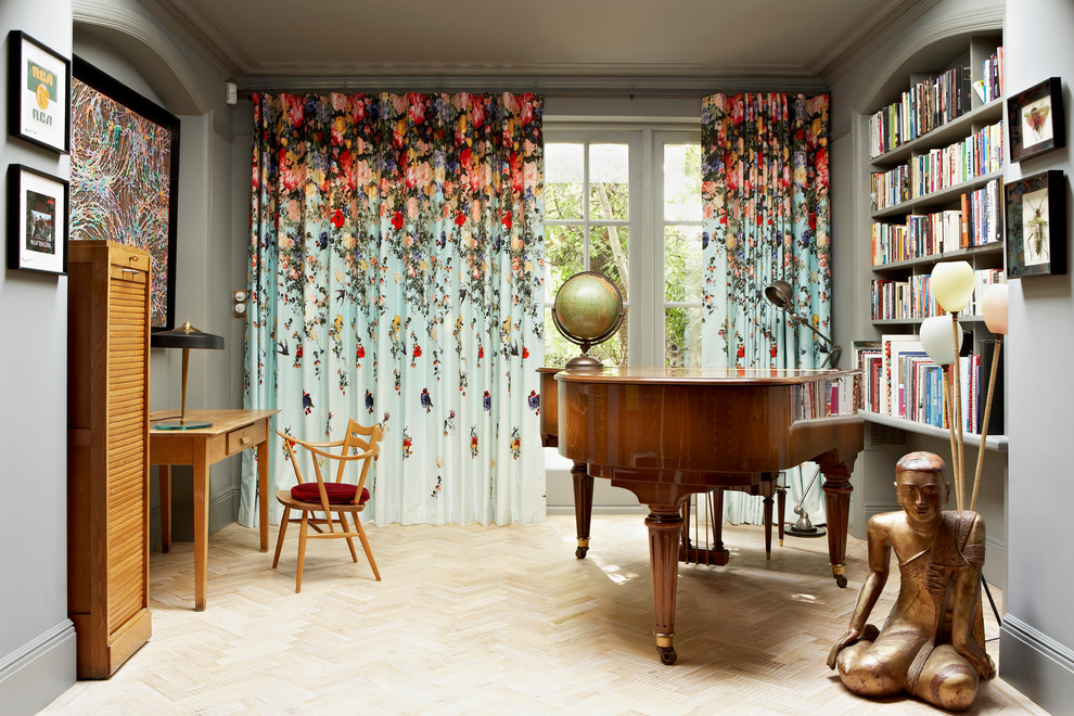 Fabulous Curtains In A Neutral Room Dwellingdecor