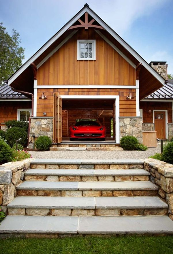 Luxurious Single Car Garage Dwellingdecor