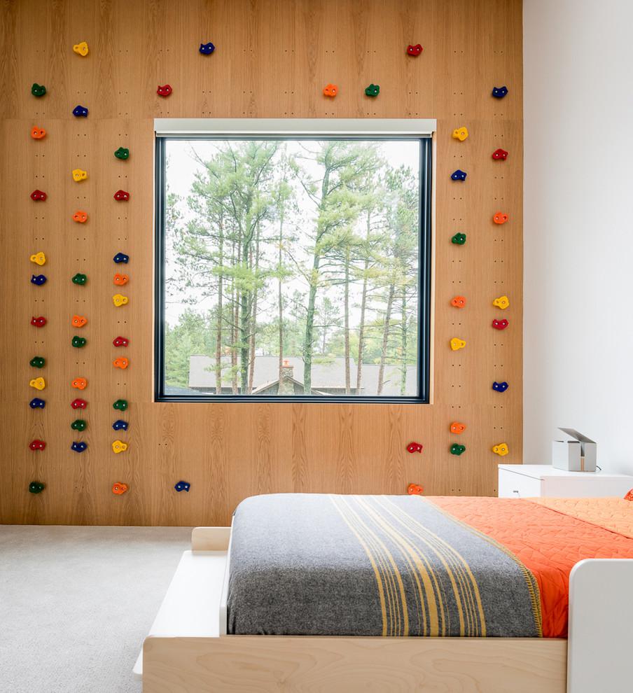 Modern Neutral Carpet Kids Bedroom Furniture