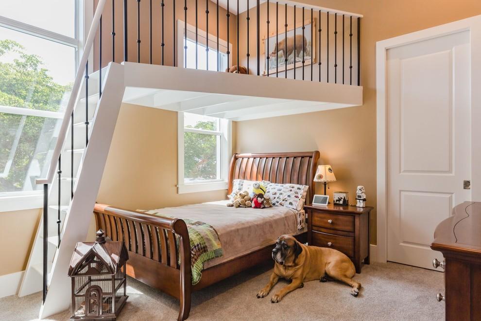 Traditional Bedroom For Boy Dwellingdecor