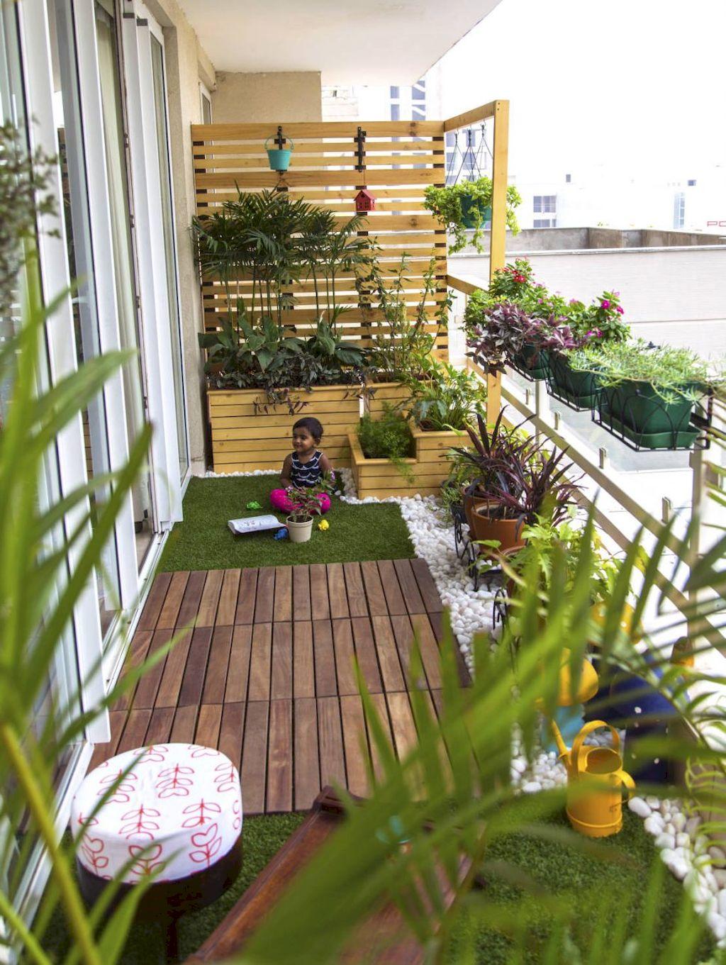 30 Best Balcony Garden Ideas