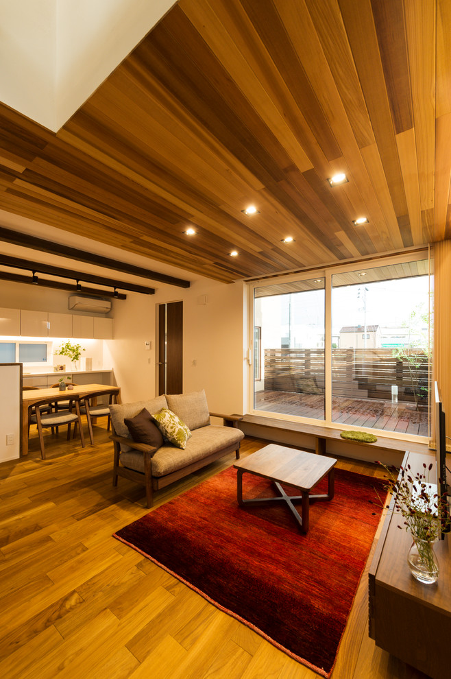 Asian Living Room Dwellingdecor