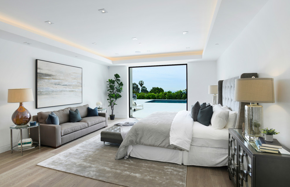 Contemporary House master Bedroom1 dwelligdecor