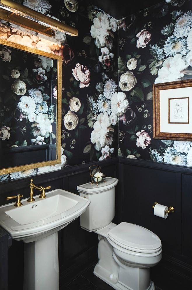 Eclectic Bathroom Lighting Ideas