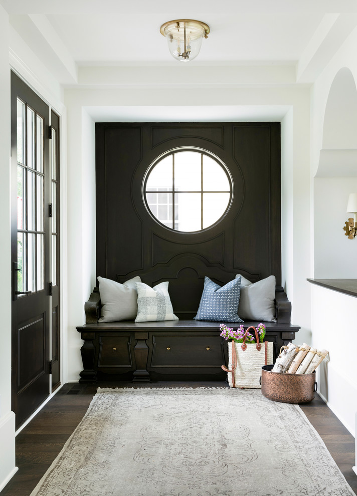 Entryway Window Seats Dwellingdecor