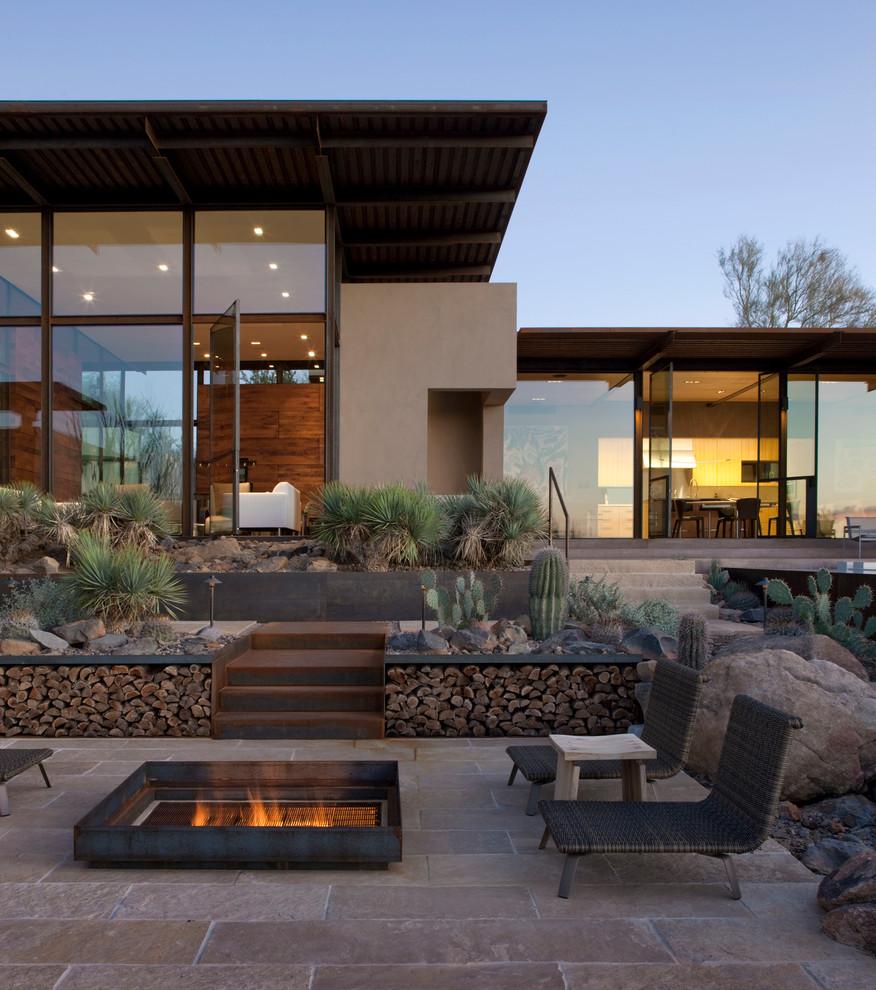 Luxurious Southwestern Style Patio Dwellingdecor