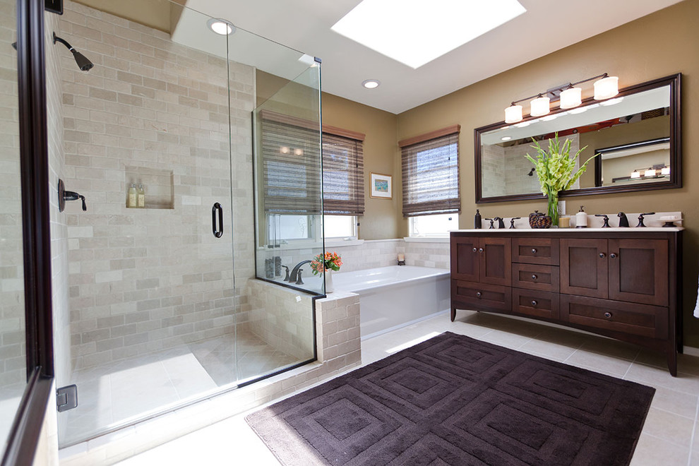 Relaxing Space Traditional Bathroom