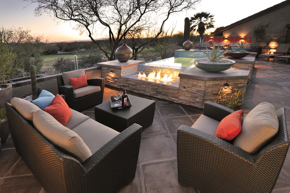 Rooftop Living With Great Ambience Dwellingdecor