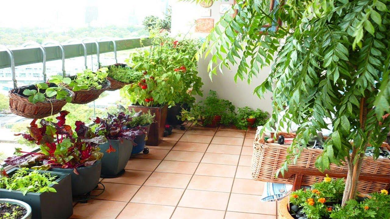 Small Terrace Balcony Design Dwellingdecor