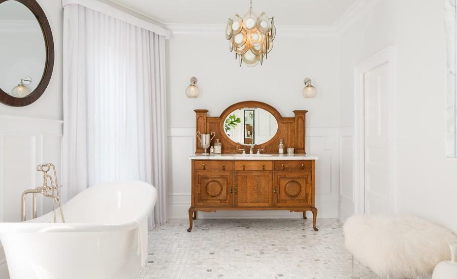 Victorian Bathroom Lighting Ideas Dwellingdecor