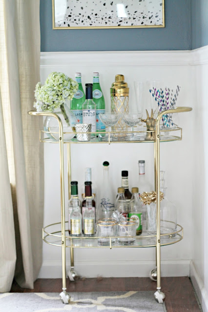 Bar Cart Designs Ideas (10)