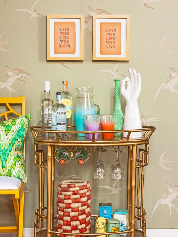 Bar Cart Designs Ideas (3)
