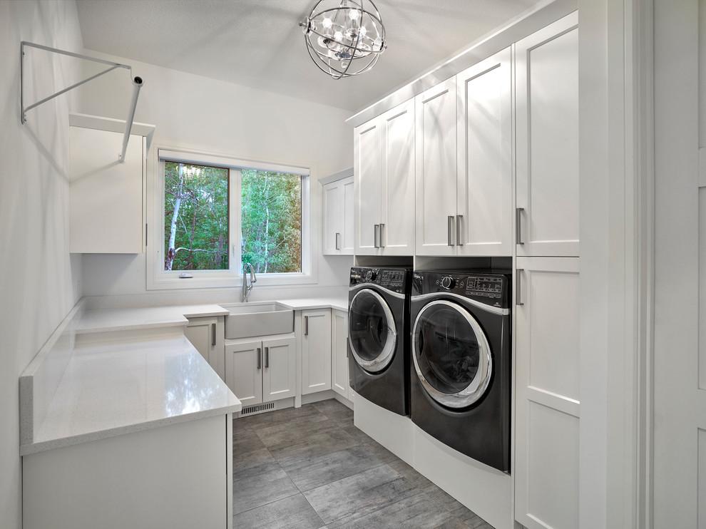 Modern Laundry Room Lights
