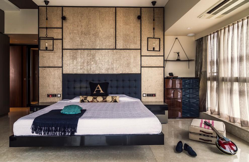 Contemporary Platform Bed (20)