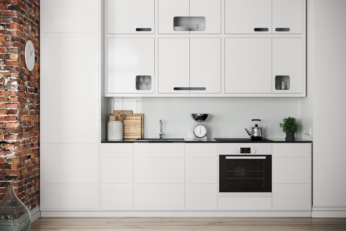 Minimalist Kitchen Design (23)