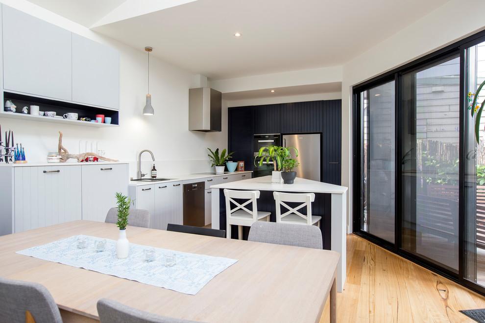 Minimalist Kitchen Design (5)