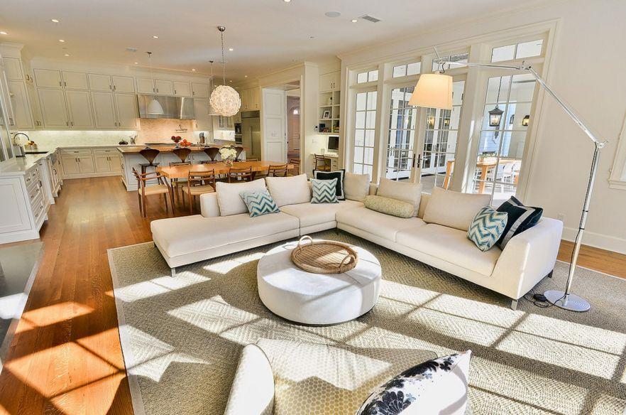 Open Plan Interior Design (35)
