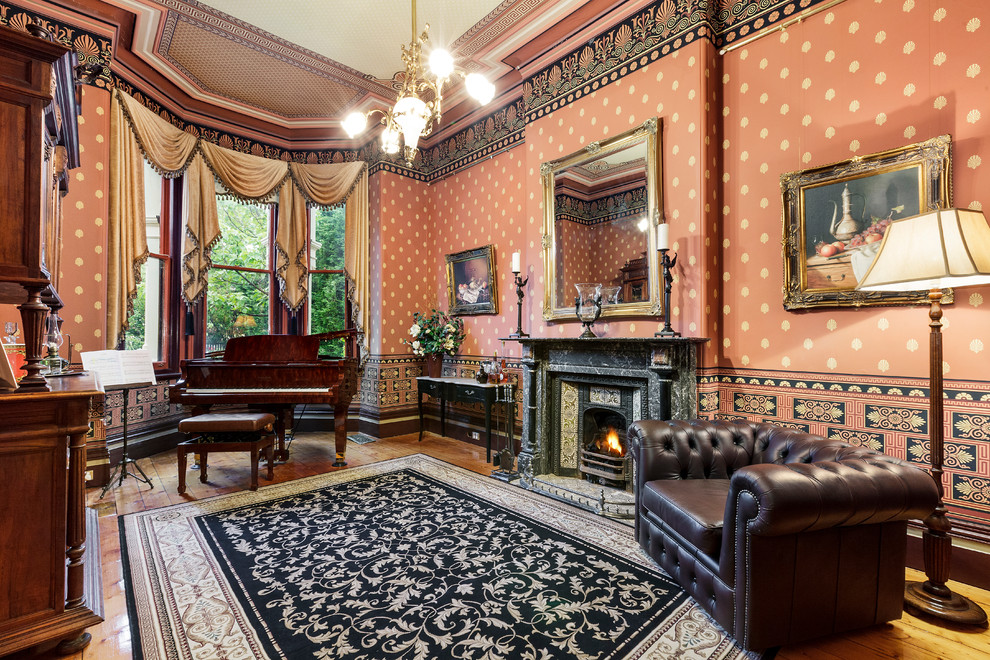 Victorian Living Room (26)