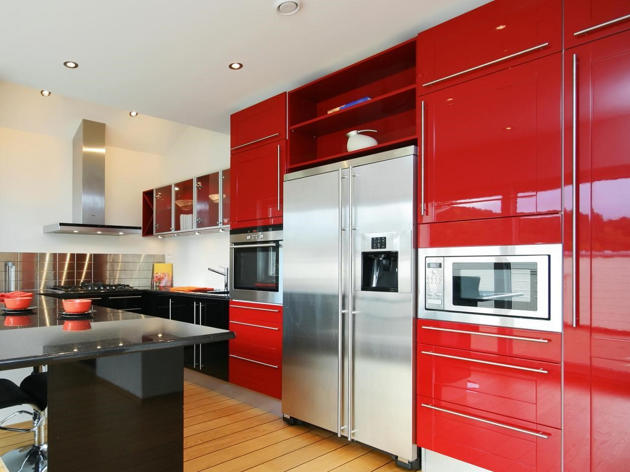 Modern Kitchen Cabinets (2)